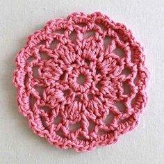 "NOTE: The staples binding this item are rusted due to aging. This item is sold AS IS. Do you love practical crochet patterns that are quick and easy to do? The ""Coaster Crazy"" is the book for you! Whe"