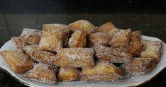 Engañabobos, dulce típico de la gastronomía del Alosno en Huelva y que resultan ideales para la merienda.