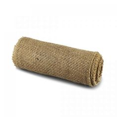 Vintage Rustic Burlap Chair Sash NEW! [403291 KW117-02 Burlap Chair Bow] : Wholesale Wedding Supplies, Discount Wedding Favors, Party Favors, and Bulk Event Supplies