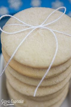 Old-Fashioned Sour Cream Cookies Recipe #BringtheCOOKIES