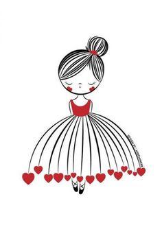 Cute doodles · mandala girl draw illustration design sketch art design by : easy drawings, pencil drawings Doodle Art Drawing, Cool Art Drawings, Pencil Art Drawings, Art Drawings Sketches, Easy Drawings, Sketch Art, Sketch Ideas, Easy Animal Drawings, Easy Doodle Art