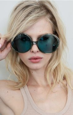 Peekabooda  Vintage Sunglasses - super fun