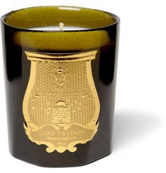 Cire Trudon Balmoral Cut Grass Scented Candle | Scented with a blend of foliage, cut grass, mint, musk and pine wood.