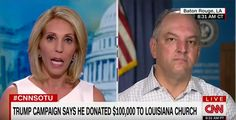 Dem Louisiana Governor Praises Trump For Visit, Corrects Dana Bash For Lying About What He Said... (Video)