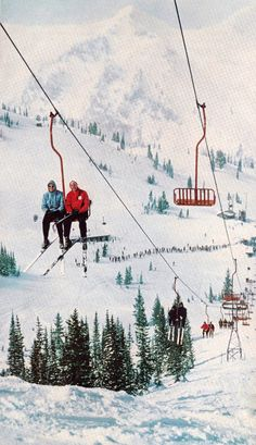 1959...Could this be the old Germania lift and Watson's Shelter @ Alta?