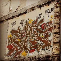 Mur #streetart