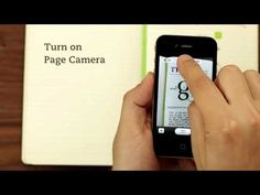 Tutorial of Evernote Smart Notebook by Moleskine. Do we really need this? Not really but i bet it sells really well.