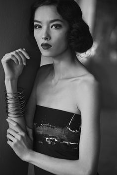 The Feminine Mystique, Peter Lindbergh | Fei Fei Sun, Joel Kinnaman, American Vogue 2014 | Tonne Goodman, Kamo Katsuya, Tom Pécheux | Firenze