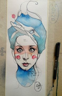(English) Amazing illustrations by Jari Di Benedetto