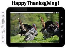 Happy Thanksgiving RBD Wireless