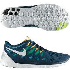 Nike Free 5.0 Mens Running Shoes 642198 301