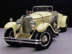 1926 Mercedes-Benz K