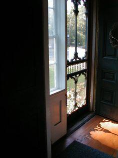 Love screen doors