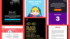 20 Inspirational brands that are killing the email GIF game