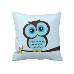 Owls, owls, owls, don't we just love them? So add a cute owl decorative pillow to any room in your house. Then you have instant owl decor.    Whether...