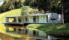 Libeskindllovet Arquitetos: Residência, São Luís do Paraitinga, SP - ARCOWEB