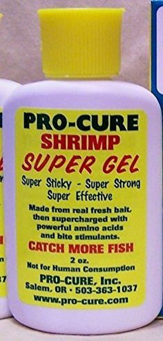 #fishingshopnow Pro-Cure Shrimp Super Gel, 2 Ounce: fishingshopnow are now presenting the fantastic Pro-Cure Shrimp Super… #fishingshopnow