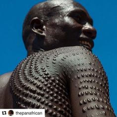 #Repost @thepanafrican with @get_repost  #Topossa brother from Kangate Lower #omovalley Ethiopia  and #south Sudan #kilmonger #blackpanther inspiration  @ericlafforgue (I KNOW THERE ARE ITHER NATIONS THAT DO THIS AND WILL POST MORE).
