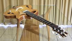 Archtop by Murray Kuun