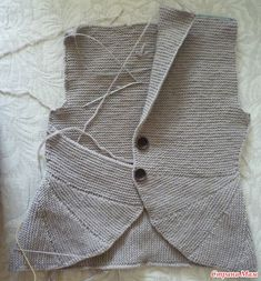 Loom Knitting Stitches, Knitting Paterns, Knit Patterns, Baby Knitting, Knit Baby Dress, Crochet Cardigan, Filet Crochet, Knit Crochet, Saree Trends
