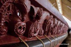 Waka géant de Waitangi New Zealand, Boats, Asia, Culture, Food, Maori, Ships, Meals, Yemek