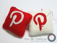 DIY Pinterest Pin Cushions