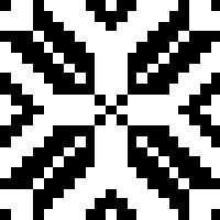 Pixel Star Icon