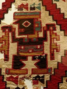 Inca textiles