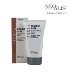 Oggi vi introduciamo la nostra #SebaminMask - Deep Effect Mask for oily and acne prone skin in offferta nel #PacchettoAurea!! Una maschera, in crema per normalizzare la pelle grassa e acneica, levigare e ridurre l'infiammazione.