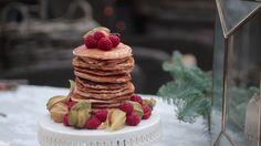 Pancakes #pancakes #christmas #create #inspiration #table #decoration