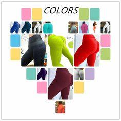 52f1c09debb6f9 Details about Women's Slim Sexy High Elastic Yoga Pants Fitness Sport  Leggings Running Tights