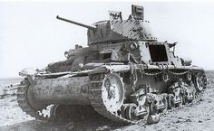 Knocked out/abandoned tank An Italian tank abandoned in North Africa, pin by Paolo Marzioli World Of Tanks, Afrika Corps, North African Campaign, Italian Army, Tank Destroyer, Armored Fighting Vehicle, Ww2 Tanks, Battle Tank, Armored Vehicles
