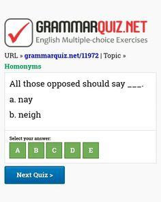 English Grammar Quiz, English Grammar Exercises, English Quiz, English Course, Learn English, English Language, Subject Verb Agreement, Ielts, Sayings