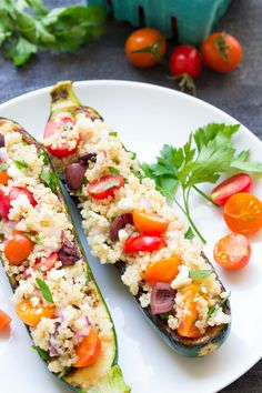 1000+ ideas about Grilled Zucchini Boats on Pinterest | Grilled ...