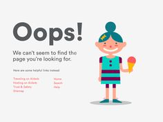 30 Beautifully Designed 404 Error Pages | inspirationfeed.com