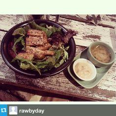 Macro Dragon Bowl. Vegan, gluten free. Instagram by @rawbyday Dragon Bowl, Free Instagram, Japchae, Gluten Free, Vegan, Ethnic Recipes, Food, Glutenfree, Essen