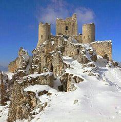 Rocca Calascio,  L'Aquila, Abruzzo