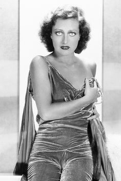 Joan Crawford photographed by George Hurrell,...