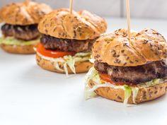 Basic Burgers Recipe