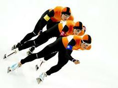 GOLD number Kramer, Verweij and Blokhuijsen won on the men's team pursuit speed skating with a new olympic record! Gold Number, Number 7, Speed Skates, My Favorite Color, The Man, Olympics, Holland, Dutch