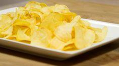 Zoutarm borrelen, met zoutloze chips win je al wat, hier nog meer zoutarme snacks.