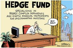Hedge Fund - Cutting to the Chase