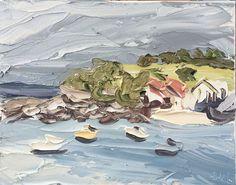 KAB Gallery | Terrigal Study - Sally West