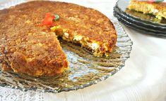 Greek Recipes, Tart, Recipies, Muffin, Food And Drink, Pizza, Pumpkin, Bread, Vegetables