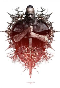 Extra Large Movie Poster Image for The Last Witch Hunter