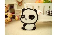 New to craftapplique on Etsy: Cute panda patches Animal Cartoon embroidered patches iron on patches sew on patches iron on patch sew on patch A3 (1.90 USD)
