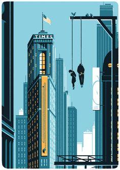 Transfuge by Tom Haugomat