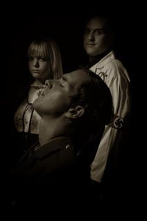 I did the PR for the debut play of Herefordshire theatre company, Exit Fool Productions. Angel: A Nightmare in Two Acts is a dark comedy set during the trial of Irma Grese. You can read the press release by clicking on the photo.