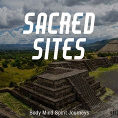 Spiritual travel to sacred sites is our specialty. If you feel drawn to spiritual places, then check out out small group tours now available at BodyMindSpiritJourneys.com #spiritualplaces #spiritualtravel #sacredsites Small Group Tours, Mysterious Places, Mexico Travel, Aztec, Egypt, Journey, Spiritual, Bosnia, Mexico City