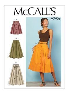 How to sew the skirt and skirt pockets on the Matilda dress pattern // Megan Nielsen Design Diary Mccalls Sewing Patterns, Dress Patterns, Pattern Sewing, Coat Patterns, Pattern Drafting, Women's Clothing Patterns, Bra Pattern, Sewing Patterns For Kids, Dress Tutorials
